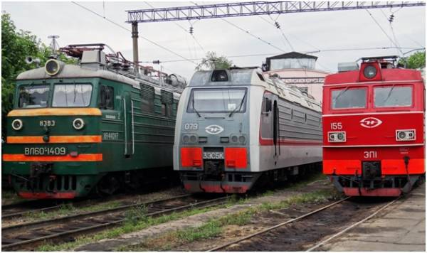 Электровозы. Развитие электрификации железных дорог и электровозостроения.