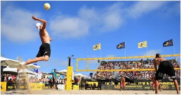 Пляжный волейбол. История пляжного волейбола фотография 4