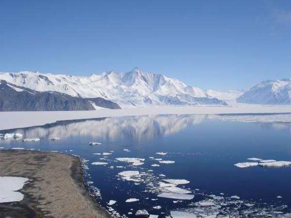 Антарктида - шестой континент. Антарктида царство льда фото