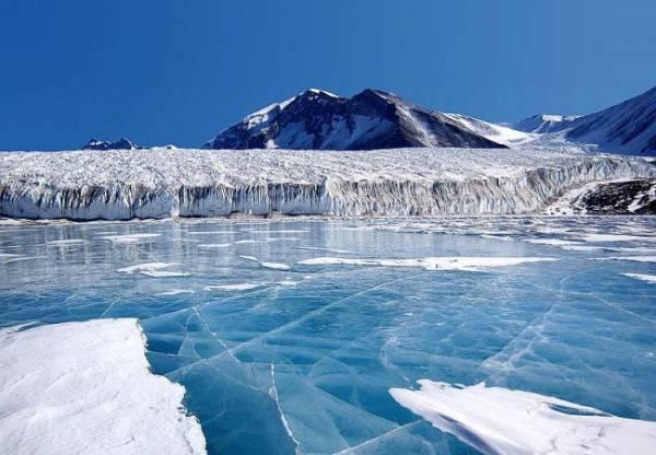 Антарктида. Мир Антарктиды фото