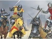 Рыцари и рыцарское воспитание.