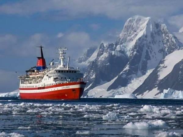 Антарктида, изучение Антарктиды. Побережье Антарктиды фото