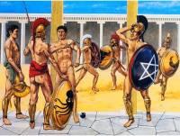 Спартанское воспитание.