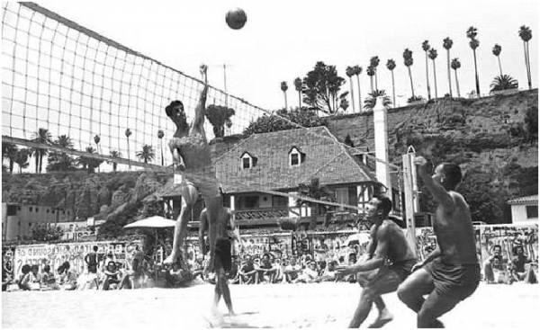 Пляжный волейбол. История пляжного волейбола фотография 3
